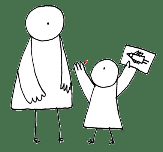 RollnFlip Kids' Drawing