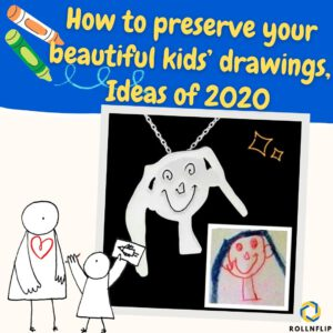 kids' drawings, Ideas of 2020_rollnflip