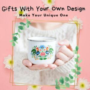 custom mug with own design
