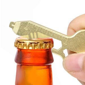 24-in-1 Compact Key Multi-Tool for Beer Opener