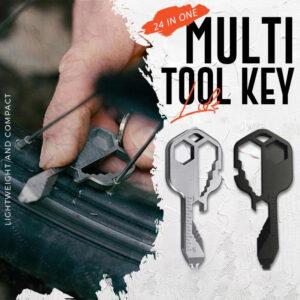 24-in-1 Compact Key Multi-Tool