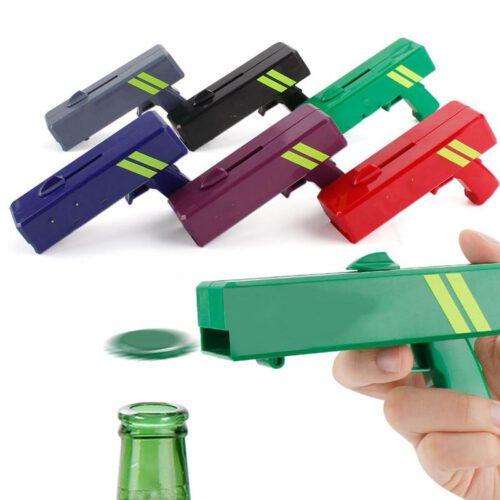 Bottle Cap Launcher